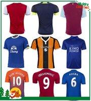 aston villa - Mixed Arsenal Aston Villa Everton jersey United Newcastle Manchester Leicester Hull City shirt