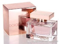 Wholesale New hot Original French perfume D G The One CD I unique rose Ms EDP ML