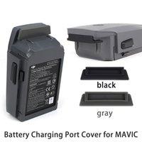Mavic pro Batterie Chargeur Capot Capot Protecteur Capuchon anti poussière pour DJI MAVIC PRO Photographie aérienne drone