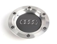 Wholesale 4 Piece OEM Wheel Center Cap Hub N0601165A For AUDI TT Coupe Roadster A6 S6