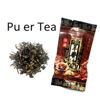 Wholesale 5g pc Yunnan Pu erh Ripe Pu er tea Original Flavor Puer tea Organic food cake mate lose weight Vacuum packed