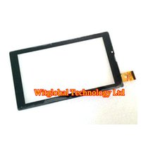 Wholesale New touch Screen For quot Digma Optima Prime G TT7000PG Tablet Touch Panel Glass Sensor Digitizer Replacement