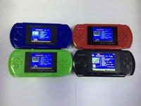 Nouveauté PXP2 8-bit Enfants Classic Handheld Digital Screen console de jeux vidéo PVP PSP SP pour les enfants