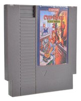 Wholesale Chip N Dale Rescue Rangers Pin Bit Game Card Cartridge for NES Nintendo