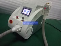 démaquillant laser yag achat en gros de-1064nm 532nm Q Démarreur commuté Nd Yag Laser Tatouage Machine de suppression de pigment à sourcils Scar Acne Remover
