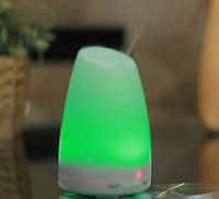 aromatherapy christmas light - Christmas Ultrasonic Humidifier Aroma Diffuser Color LED Lights Electric Aromatherapy Essential Oil Maker Mist Special counter