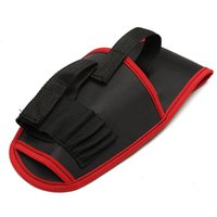 best heavy bag - Hot Newest Heavy Duty Drill Holster Storage Holder Pouch Belt Universal Waterproof Tool Bag cmX15cm Best Promotion