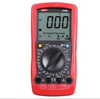 Wholesale UNI T UT890B Digital Multimeter True RMS AC DC Voltage Current Resistance Testers DHL