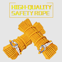 Wholesale Durable Climbing Ropes Outdoor Survival High Strength Professional Mountaineering Rock Camping Climbing Safety Rope Diameter mm