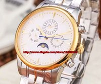 automatic banding machine - Hot Luxurious fashion the perfect precision multifunctional machine imported sapphire mirror moon back through the fine men s watch band