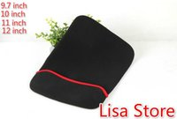 Wholesale Free EMS DHL Universal Laptop Sleeve Notebook Computer Sleeve Waterproof Tablet PC Protective Bag for inch
