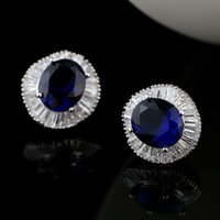 best wedding presents - Best Selling Fashion Jewelry Earrings For Girls Luxury Gem Simple Accessories Valentine s Day present Hot