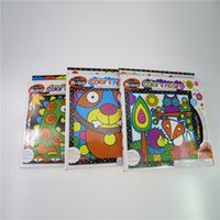 Wholesale Drawing Painting Backpack with Pens for Kids Children Coloring A Picture Learning Education Toys for Children