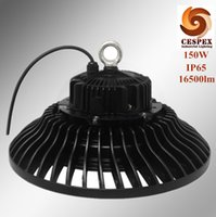 Wholesale CE ROHS cie cast aluminum heat sink IP65 protection grade UFO w LED high bay light fixture