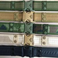 active foam - Factory direct camouflage tactics belt sponge EVA foam belt military fans outdoor training military training outside the belt