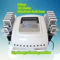 beauty distributors - Lipo laser distributor from china lipo laser no surgical fat reduction laser fat reduction nm pads beauty machine