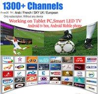 achat en gros de french-Sky TR FR DE ARABE IRAN France Afrique IPTV 1350+ Canaux IPTV Apk Europe TV arabe Iptv Support Android Mag 250 254 M3u Free2C APK
