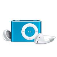 Wholesale Mini USB Clip MP3 Player Micro SD TF Card usb mp3 clipe mp3 USB Cable Earphone Gift Box