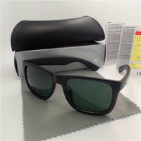 al por mayor hombres grandes gafas de sol-Gafas de sol grandes del marco de la manera del diseñador de la marca de fábrica de la alta calidad para los hombres y las mujeres Vidrios de sol de la vendimia del deporte con la caja y