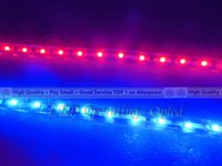 Wholesale Fish Aquatic Pet Supplies Lightings w per nmRed nmBlue SMD led grow light flexible Strip Grow Light