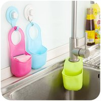 Wholesale 1Pc Candy Color Plastic Toothbrush Holder Toothpaste Paste Tooth Brush Holders For Toothbrushes Hanging Bathroom Accessories Hot