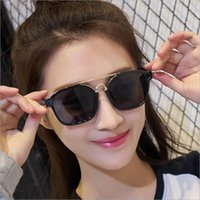 Woman bean coat - New Fashion Square Sunglasses Women Twin Beans Coating Lens sun glasses UV400 Men eyewear Brand Designer oculors de sol