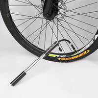 Wholesale Mini Carbon Fiber Hand Pressure Air Tyre Ball Pump Schrader Presta Valve For Bike Bicycle Motorbike