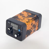100% Original Portable Enail Remote Kit pour Dry Herbal Digital PID Electronic Dab Titane Nail Domeless Dab Nail Wax Vaporizer Kit