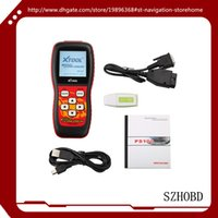 automotive test light - Xtool PS100 scanner code reader Live data OBDII with component test and and On Board Monitor Reset clear engine lights