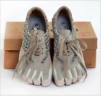 Wholesale Women Toe Shoes Men Casual Shoes Five Finger Dive Climbing Breathable Shoes Size Eur