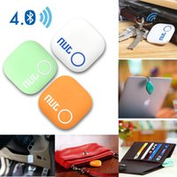 bag english - NUT Smart Finder Bluetooth Tag Tracker Bag Wallet Key Tracer GPS Locator Alarm Colors