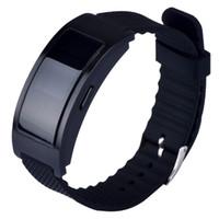 Wholesale Dynamic Static Heart Rate Monitor Blood Pressure Measure Smart Wristband Multi Function Calls remind Bluetooth Smart Wrist Watch WristWatch