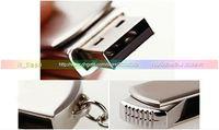 Wholesale Generic Stainless Steel USB Flash Drives GB GB GB GB Pen Drive Memory Flash Card Memory Disk USB Stick