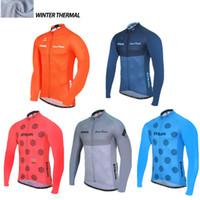 bib riding pants - 2016 Strava Men Winter thermal Fleece cycling clothing Pro cycling jersey bib long pants winter cycling clothes hombre Riding Long jersey