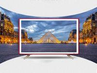 al por mayor 55 led tv-50Inch 4K original - marca nuevo HD LED Smart TV para la familia y el hotel