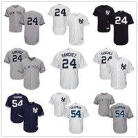 aroldis chapman - 2017 flexbase New York Yankees Gary Sanchez Aroldis Chapman NY Baseball Jerseys Cool Base Stitched Size Small XL