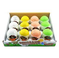 Wholesale Hot Sale LED Hatchimals Dinosaur Egg Education Interactive Creature Kids Toy X4 Multicolor