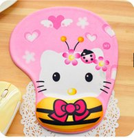 Wholesale Natural silica gel pad Creative cartoon cute