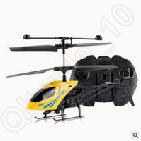 Wholesale Shatter Resistant Remote Control Aircraft CH I R Quadcopter Helicopter Kids Remote Control Line RC Helicopter CCA5556