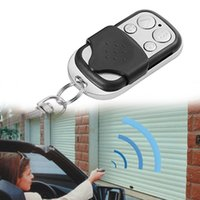battery garage door - Mhz Universal Wireless Remote Control Switch Garage Door Opener Learning Code Remote Control Duplicator Battery Included