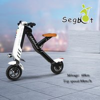 bicycle mileage - Electric folding bicycle white power w mileage km inch tier fold bicycle segbot K10