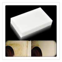 Wholesale 50Pcs Eraser Magic Melamine Cleaning Sponge x7x3CM Cleaner Multi functional Sponge Tools for Home Kitchen