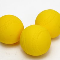 Wholesale 9 inch and inch Security baseball T ball soft baseball practice children play baseball PU foaming baseball