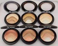 Wholesale Hot Sale MINERALIZE Skinfinish Powder Cheek Bronze Brand Face Pressed Powder Colors With English Name g