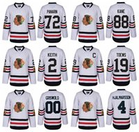 Wholesale 2017 Winter Classic Ice Hockey Jerseys Chicago Blackhawks Artemi Panarin Corey Crawford Teravainen Patrick Kane Duncan Keith