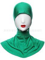 Wholesale Muslim Scarf Hijab Scarf Back Vent Long Fund HM203 No Generation Seoul European Brand OEM