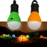 Wholesale Portable Lightweight LED Camping Lantern Outdoor Portable Lights Water Resistant Camping Lighting Lamp
