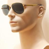 Estilo icónico clásico, patas elásticas de la fibra del carbón de la TECNOLOGÍA, gafas de sol frescas del hombre fuerte del hierro del alto estrés, vidrios flexibles cómodos de la flexibilidad