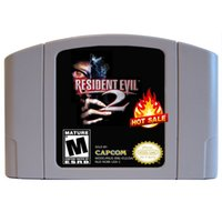 Wholesale Classic games Only USA CANDA NTSC version Resident Evil