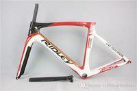 Precio de Carbono especial-S los colores multi del marco del ridley del marco de la bicicleta del camino del carbón de la bici de la calle de la VENTA SUPERIOR después de las pruebas especiales especiales